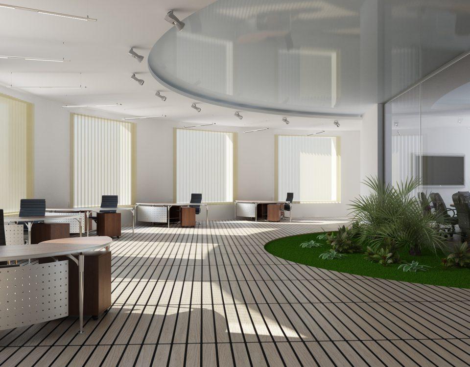 location bureau, bureau moderne, bureau