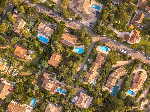 Achat d'une villa à Nice