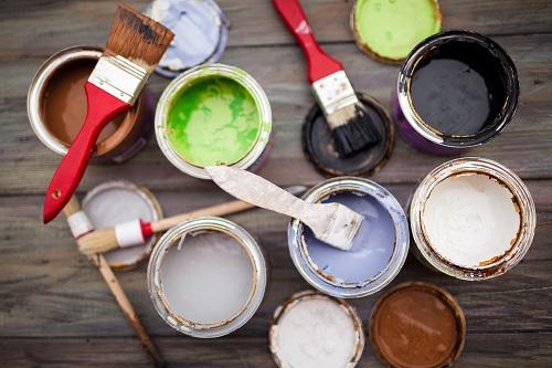 Magasin de peinture à Nice